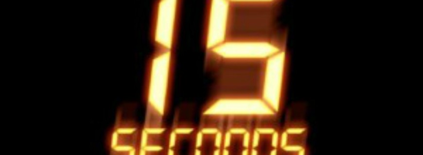 15 Is the New 30: Introducing The 15-Second Elevator Pitch