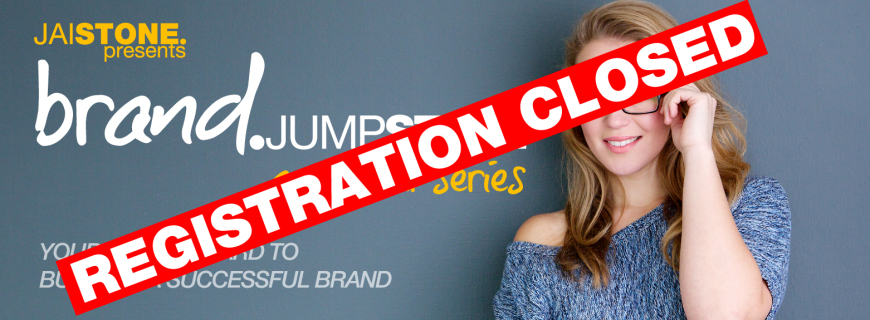 Brand Jumpstart Workshop