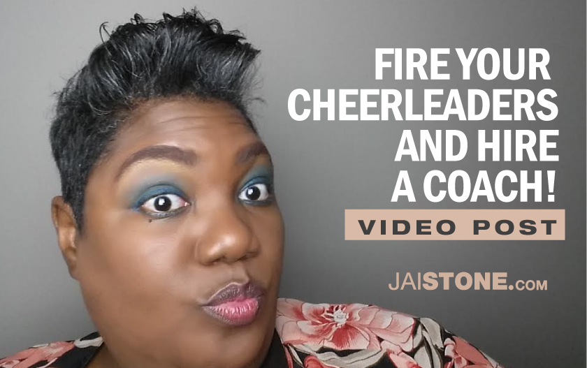 Fire Your Cheerleaders And Hire A Coach [VIDEO]