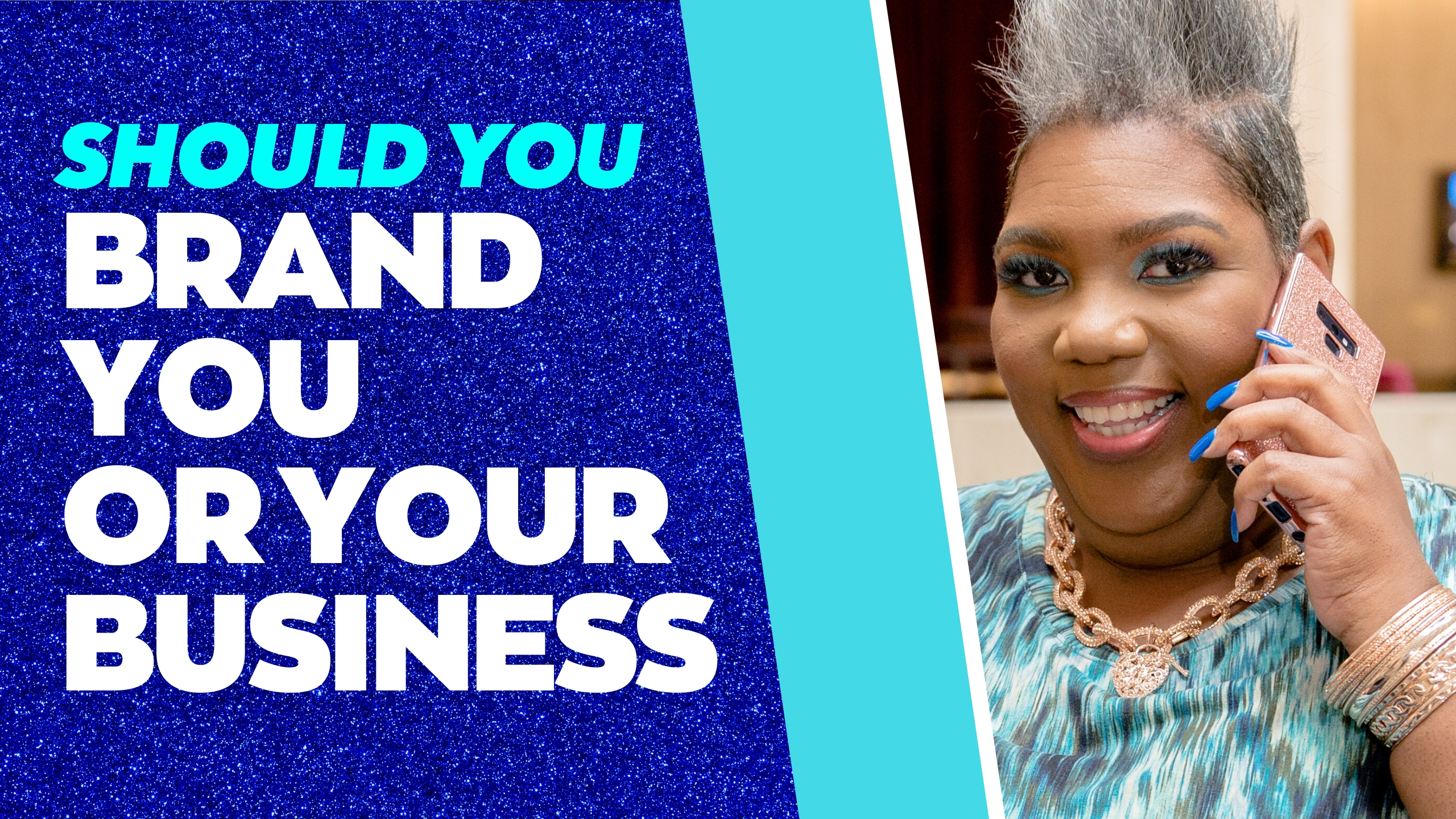 Should You Brand Yourself or Your Company?