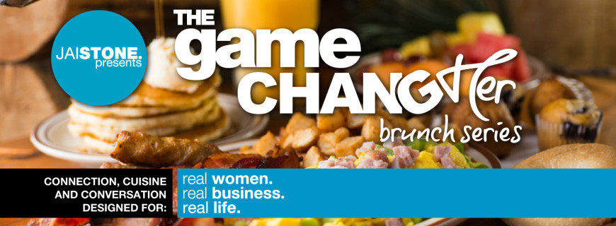 Jai Stone Presents: The Game ChangHERs Brunch Series (July 20, 2014)